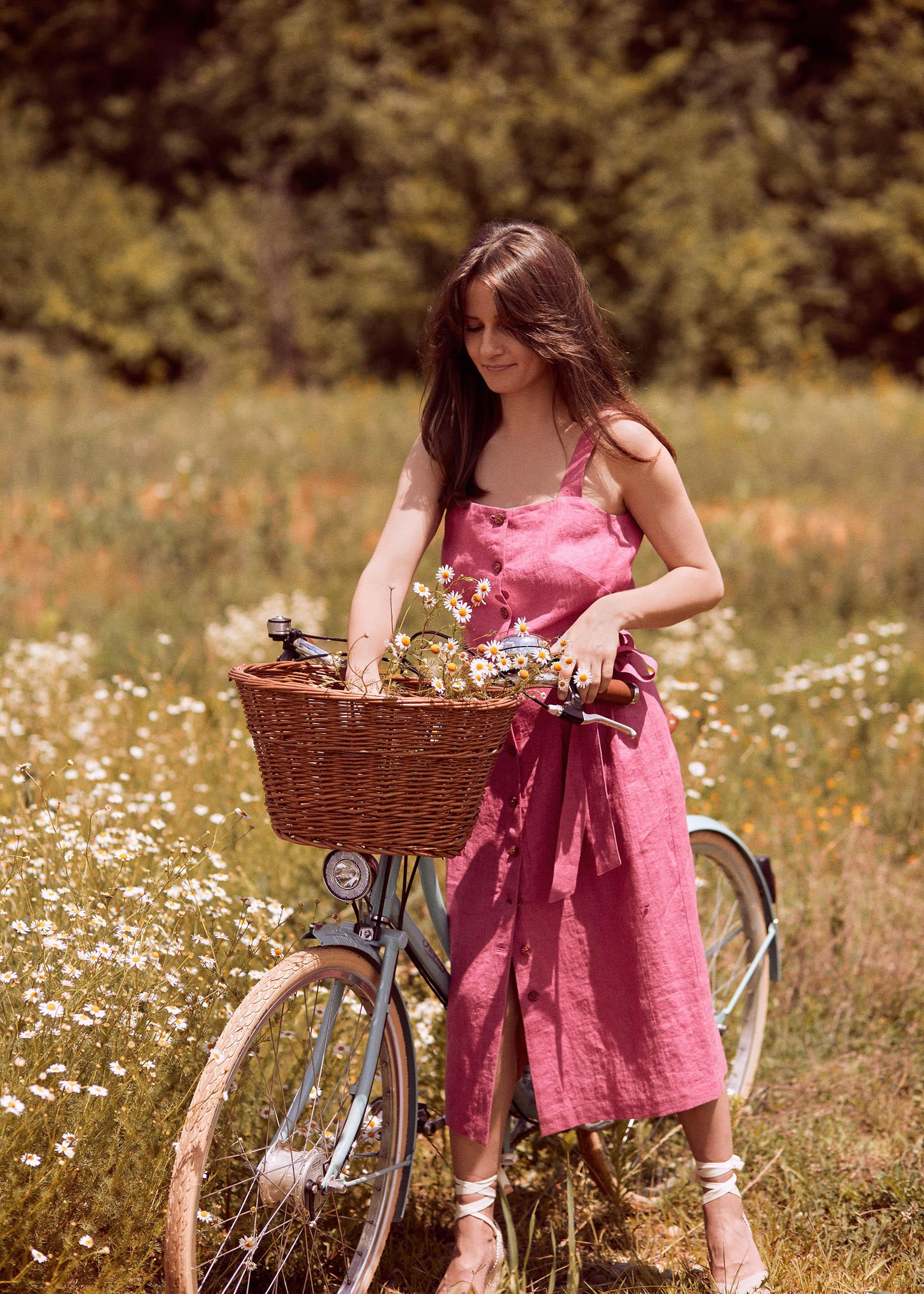 Yvonne Dress Pink
